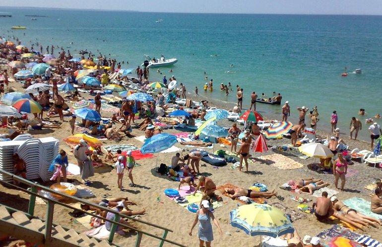 Севастополь пляж