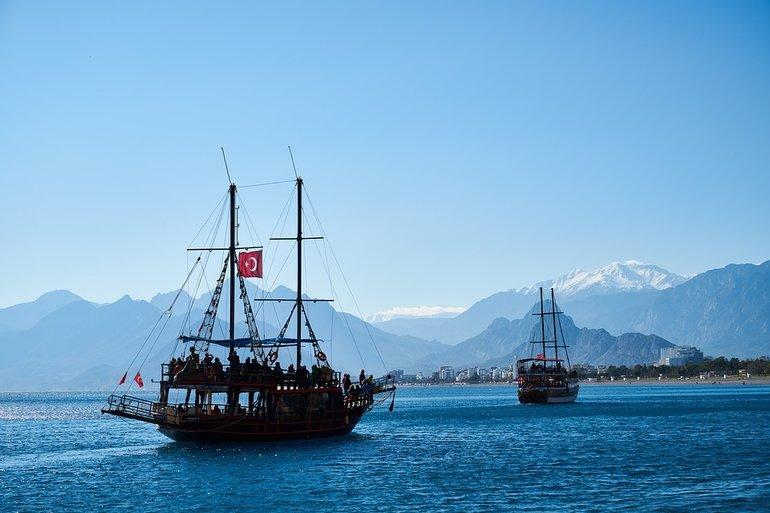 отдых в Турции 2019