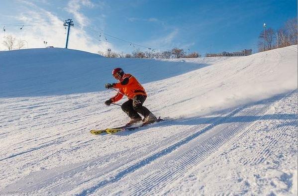 горные лыжи в Ульяновске