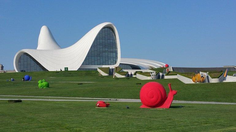 Баку из Ульяновска