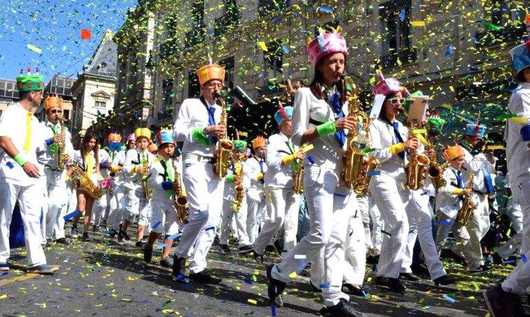 осенний фестиваль в Саратове