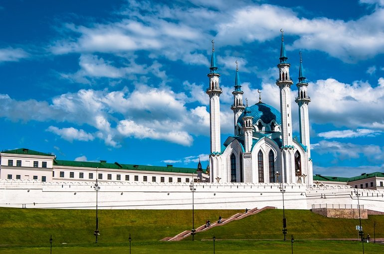 Замечательные места в Казани