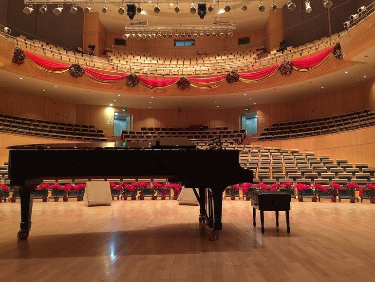 концертный зал в Калуге