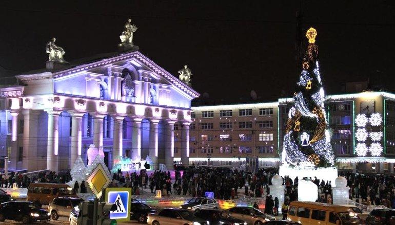 аренда квартиры на Новый год в Екатеринбурге