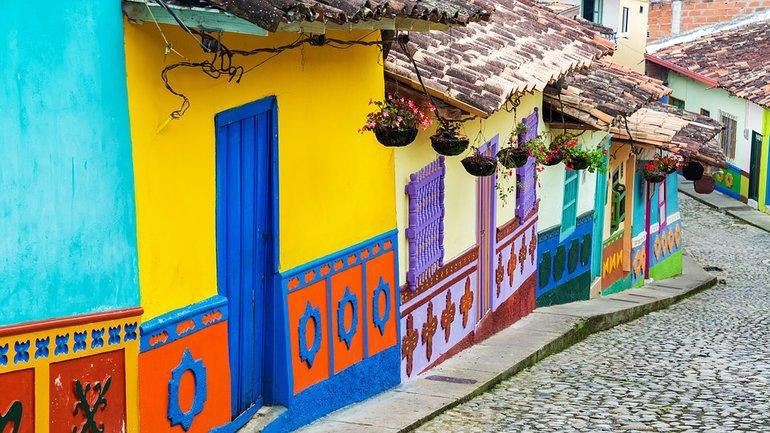 Колумбия из Хабаровска