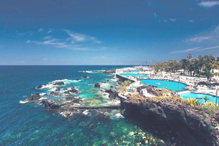 отдых на Тенерифе на Новый год 2020