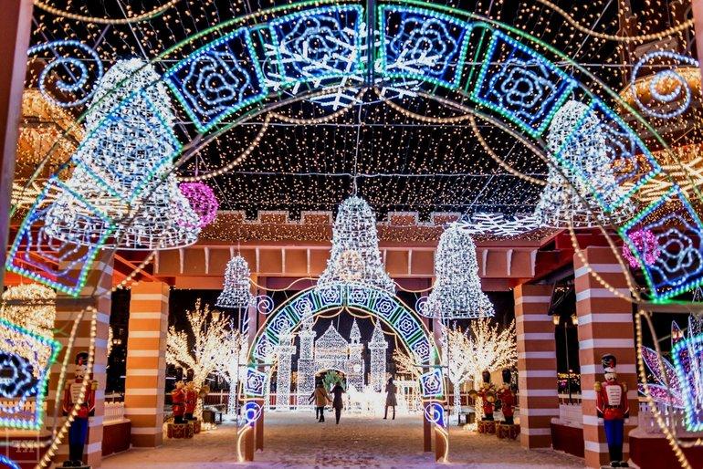 Новый год 2020 в Казани