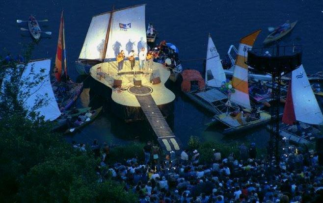 Грушинский фестиваль в Самаре