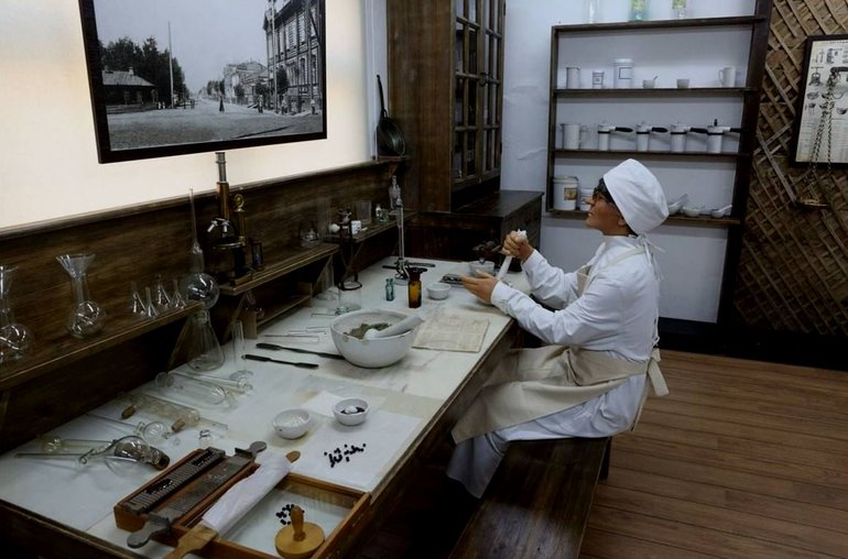 Горная аптека Барнаул