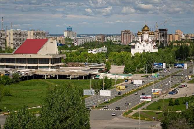 Тольятти фото