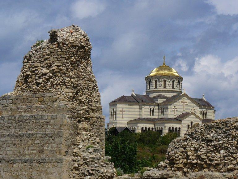 исторический Севастополь