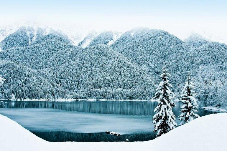 новогодний отдых в Абхазии