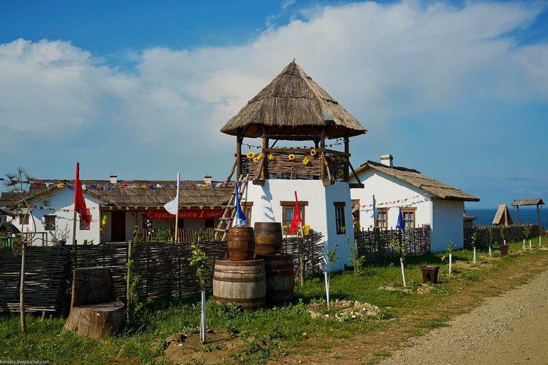 город курорт Тамань