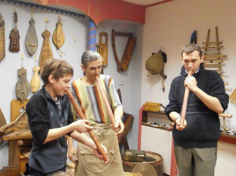 музей забытой музыки в Воронеже