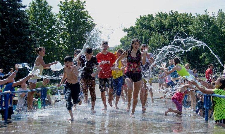 Водный фестиваль в Кемерово