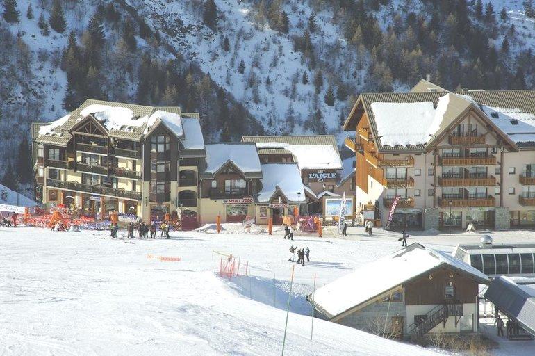 отдых на горнолыжных курортах на Новый год 2020