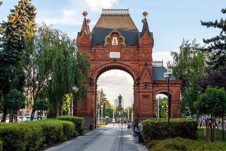 музеи и усадьбы Краснодара