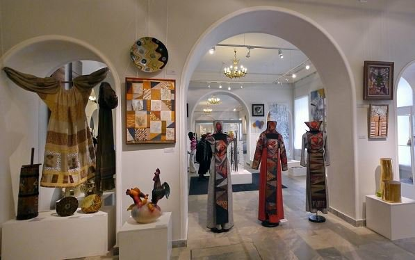 музей декоративно-прикладного искусства Урала