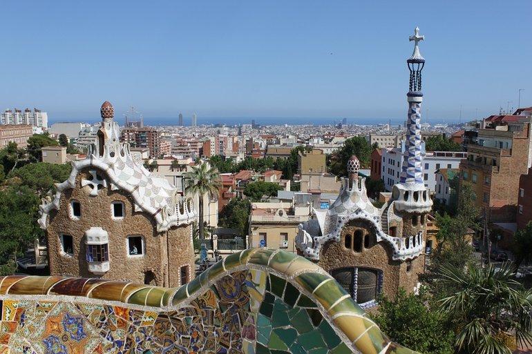 Барселона из Тюмени