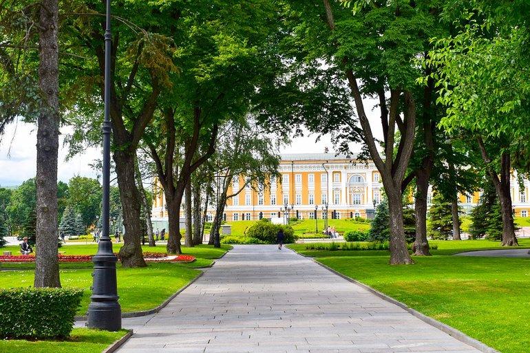 парк Москва фото