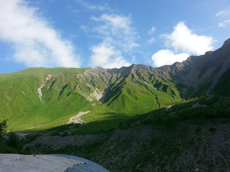 Северная Осетия фото