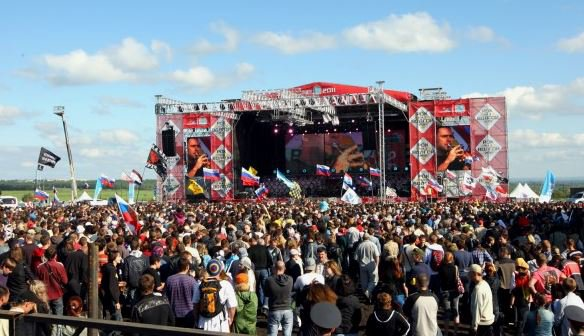 Рок фестиваль в Самаре