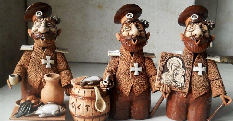 Традиционные казацкие сувениры