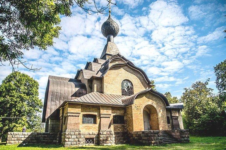 церковь Святого Духа в Смоленске