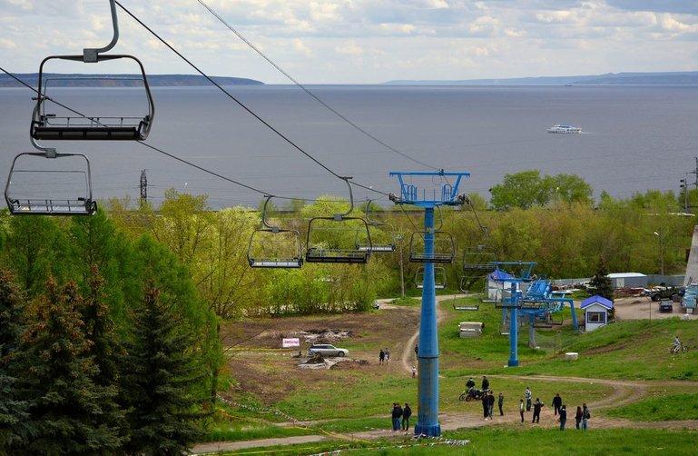 горнолыжные курорты в Ульяновске