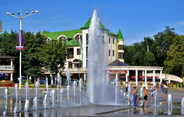 город курорт Ессентуки