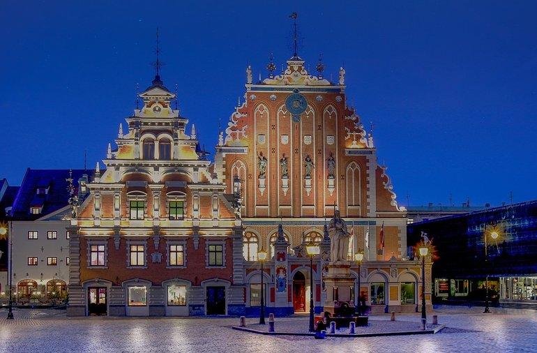 Поездка в Латвию из Нижнего Новгорода