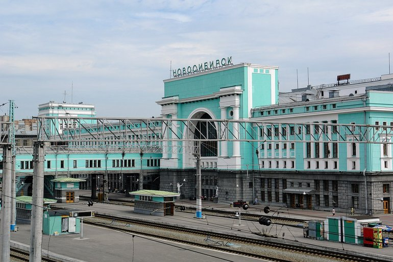 Новосибирск фото