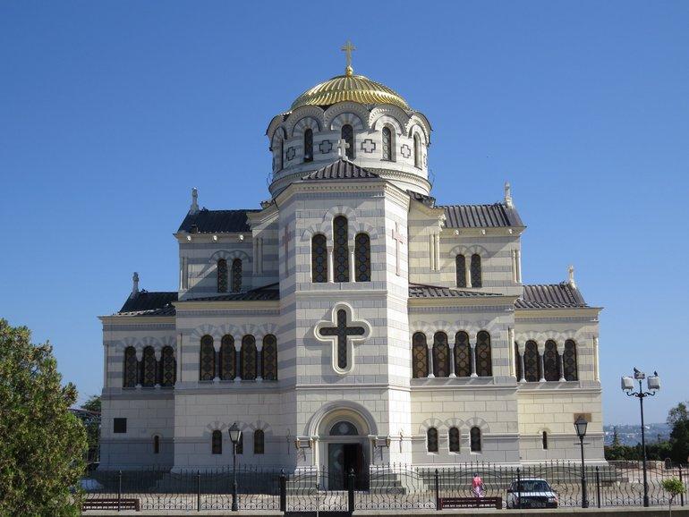 храмы Севастополя